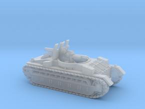 Birch Gun (1:200 scale) in Smooth Fine Detail Plastic