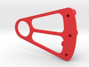 LLAVERO PUERTA in Red Processed Versatile Plastic