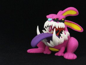 Monster Bunny #5 - Freak / Shorty in Full Color Sandstone
