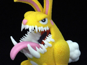 Monster Bunny #1  in Full Color Sandstone