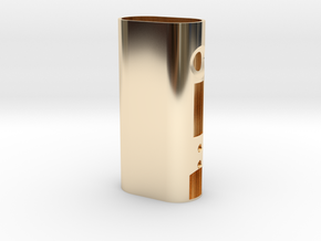 Kanger SUBOX / TOPBOX Custom Case in 14k Gold Plated Brass