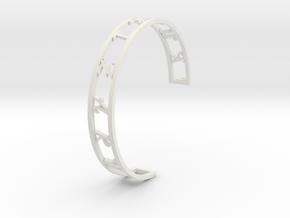 Model-f2fe3d89e40cb0218455f9baf1ff2fa5 in White Natural Versatile Plastic