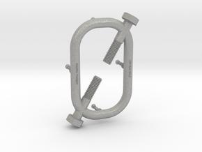 0 Bolt (zero) in Aluminum