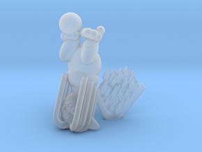 Sphinx N0gg1n in Smooth Fine Detail Plastic