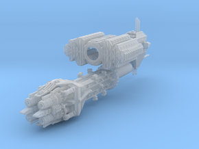 EA Destroyer Fleet Scale in Smooth Fine Detail Plastic