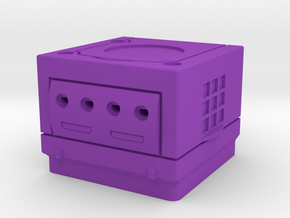 Cherry MX - Keycap - Gamecube in Purple Processed Versatile Plastic