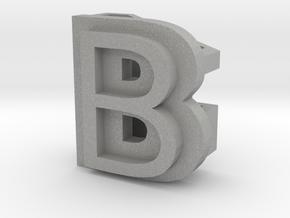 BandBit B2 for Fitbit Flex in Aluminum