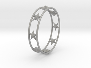 Ring Of Starline 14.1 mm Size 3 in Aluminum