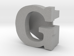 BandBit G for Fitbit Flex in Aluminum