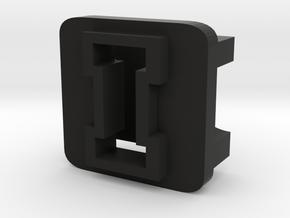 BandBit I for Fitbit Flex in Black Natural Versatile Plastic