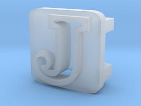 BandBit J for Fitbit Flex in Smooth Fine Detail Plastic