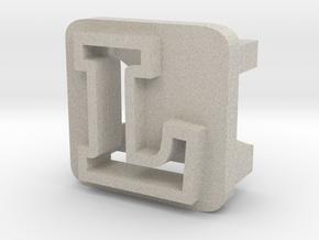 BandBit L1 for Fitbit Flex in Natural Sandstone
