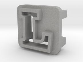 BandBit L1 for Fitbit Flex in Aluminum