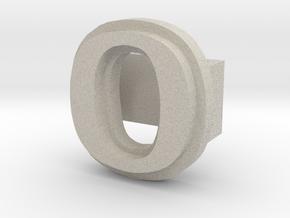 BandBit O for Fitbit Flex in Natural Sandstone
