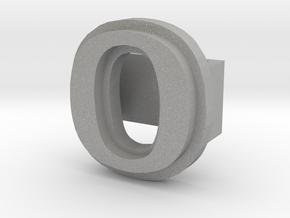 BandBit O for Fitbit Flex in Aluminum
