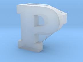 BandBit P for Fitbit Flex in Smooth Fine Detail Plastic