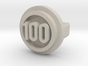 BandBit Barre 100 Class in Natural Sandstone