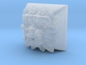 Quetzalcoatl (Cherry MX DSA) in Smooth Fine Detail Plastic