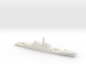 CGN-42, 1:1250 in White Natural Versatile Plastic