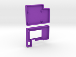 transistor tester case in Purple Strong & Flexible Polished