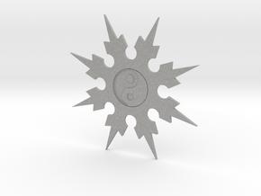 Shuriken 8 Points Throwing Star in Aluminum