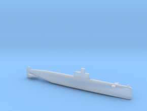 PLA[N] 035 SSK, Full Hull, 1/2400 in Smooth Fine Detail Plastic