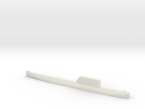 Hotel-Class SSBN, 1/2400 in White Natural Versatile Plastic