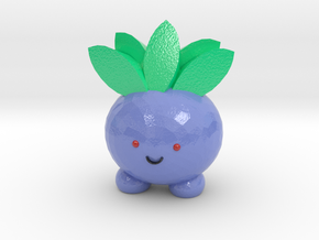 Oddish in Glossy Full Color Sandstone