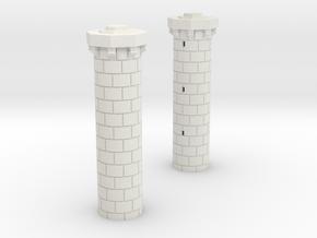 NV6M02 Modular metallic viaduct 3 in White Natural Versatile Plastic