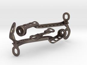 KTM SDR1290 Verkl.halter Verbau Oben  in Stainless Steel