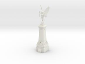 HO/OO Gauge War Memorial in White Strong & Flexible