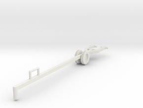 Power Lift Tow Bar (BSG Galactiguise.com), 1/32 in White Natural Versatile Plastic