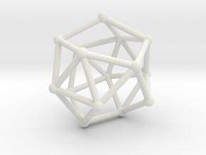 Eric's configuration in White Natural Versatile Plastic