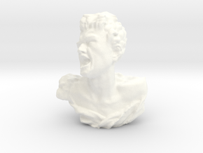 Marsyas  in White Strong & Flexible Polished