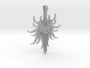 [Dragon Age: Inquisition] The Inquisitor Pendant  in Aluminum