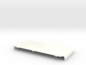 New 3ds Bottomplate Venusaur in White Processed Versatile Plastic