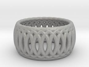 Ring of Rings - 16.1mm Diam in Aluminum