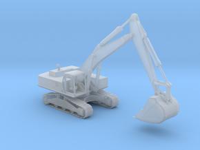 Caterpillar 336 Excavator in Smoothest Fine Detail Plastic