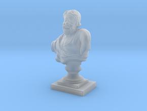 Sculpture in Smooth Fine Detail Plastic