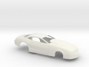 1/12 2013 Pro Mod Camaro Slammer in White Strong & Flexible