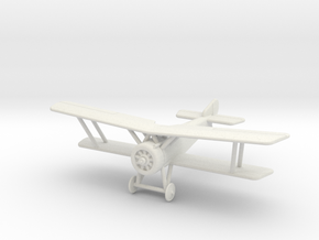 GWA08 Hanriot HD1 (1/144) in White Natural Versatile Plastic
