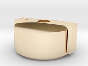 Boss FA-1 FET Amplifier Knob in 14K Yellow Gold
