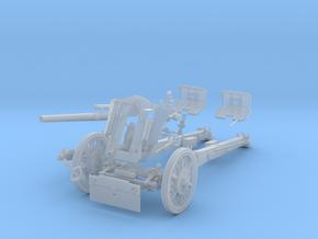 "GA001  leFH 18 ""Howitzer"" 10.5 cm 28mm wargames  in Smooth Fine Detail Plastic"