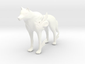 Amaterasu in White Strong & Flexible Polished