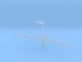 1/87th (H0) scale DG Flugzeugbau DG-1000 glider in Smooth Fine Detail Plastic