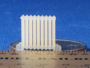Radiator HO Scale X12 in Smooth Fine Detail Plastic