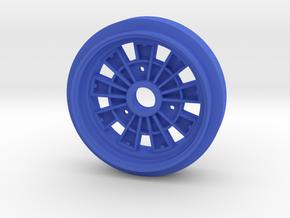 Renault A110 GT Rim 1:8 in Blue Processed Versatile Plastic