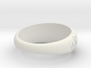 Model-bc01136aa5050aae620a9e92784fda6e in White Strong & Flexible