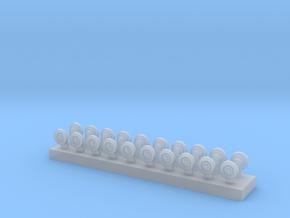 Starktonhorn 140 - 20 Stück 1/87 in Smoothest Fine Detail Plastic