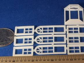 Replacement Windows for DPM Pam's Pets in Frosted Ultra Detail